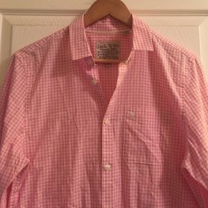 Jack Wills Other - ‼️LOWEST‼️Jack Wills | Men's Gingham Button Down