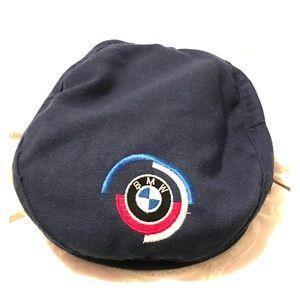 Dorfman Pacific Accessories - Vintage Newsboy Cap BMW LOGO by Dorfman Pacific