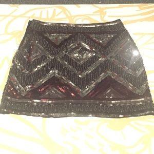 H&M Dresses & Skirts - H&M sequin skirt