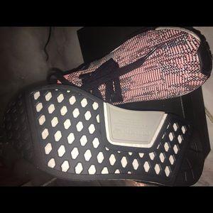 Adidas R1 Nmd Primeknit Salmón Rosado 6yxMC