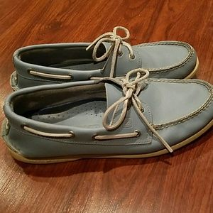 Men's Sperry Top Sidereal boat shoes size 11