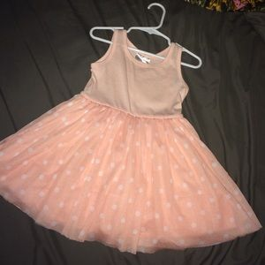 Knitworks Other - Knit Works 2T peach color girls ballerina dress