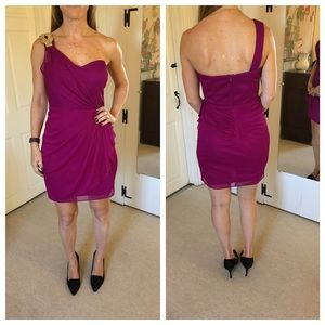 Xscape Dresses & Skirts - Nordstrom Xscape magenta dress. Size 10 runs small