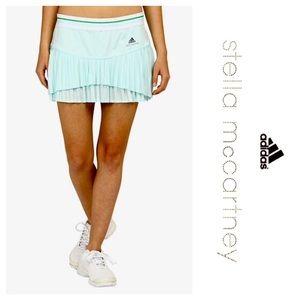 Stella McCartney Barricade Mint Tennis Skirt