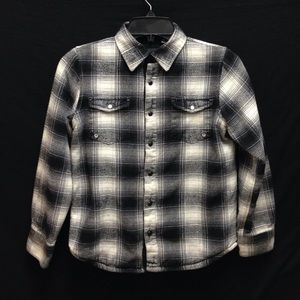 Micros Other - Micros Los Angeles Boy's Flannel Jacket