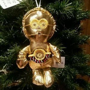 Hallmark C3PO Star Wars Ornament
