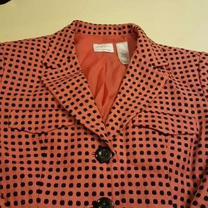 Emma James by Liz Claiborne  Jacket
