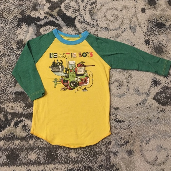380d6ce0 Rowdy Sprout Shirts & Tops | Beastie Boys Longsleeve Tee | Poshmark