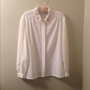 Koret Tops - Vintage blouse from koret sz 14