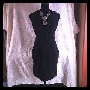 Women\'s Black Maurices Flower Dress on Poshmark