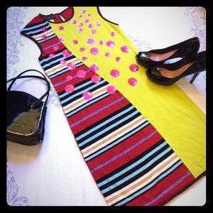 Christian Lacroix Dresses & Skirts - LACROIX CASHMERE DRESS