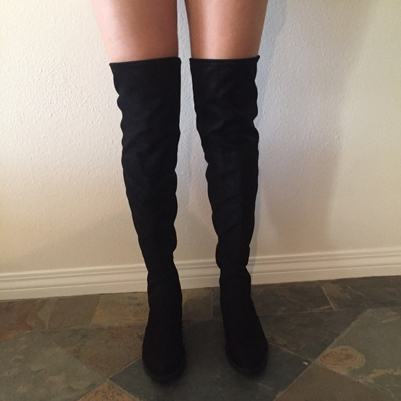 d4155dd2c7d Adrienne Vittadini over the knee boots