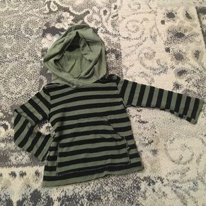 Nano Other - NANO brand boys striped hoodie