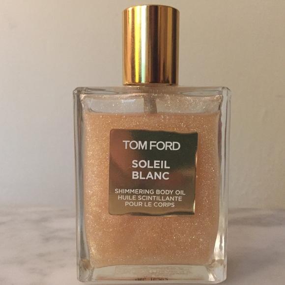 tom ford makeup   1 day sale soleil blanc body oil   poshmark