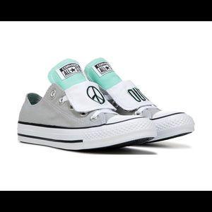 Converse Shoes - Converse Women double tongue 100% Authentic