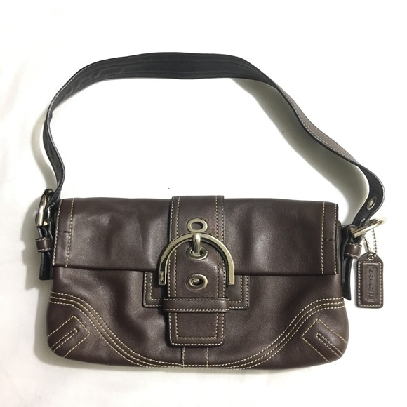75a737accf2 Coach Bags | Authentic Small Leather Bag | Poshmark