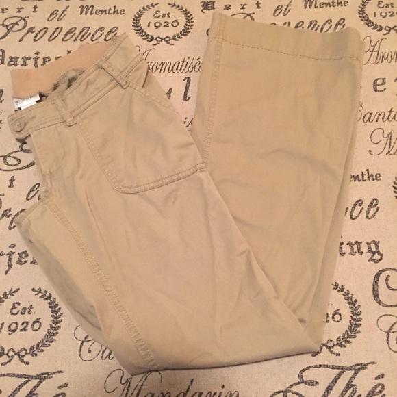 Motherhood Maternity Pants - 💋FINAL SALE💋Maternity khakis
