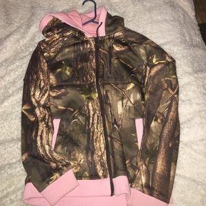 Size small camo jacket