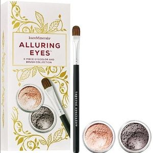 bareMinerals Other - Bareminerals alluring Eyes eyeshadow kit 3 PC  NEW