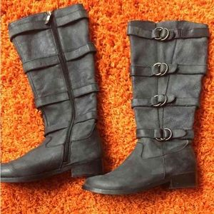 Two Lips Shoes - Two Lips Boots women's 7.5