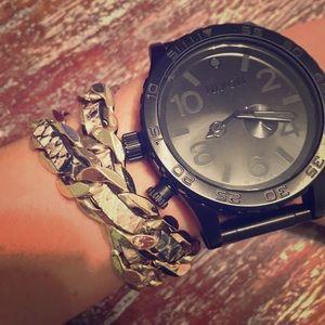 Elaine Turner Jewelry - NWOT Elaine Turner Chain Wrap Bracelet
