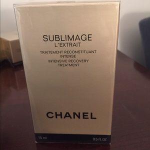 NWT Chanel Sublimage L'Extrait