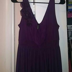 nic & dom Dresses & Skirts - Plum colored dress..