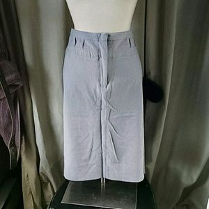 Sandro Dresses & Skirts - Grey pencil skirt