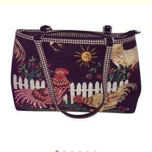 Isabella Fiore Handbags - Sale🌺Isabella Fiori vintage handbag-EUC