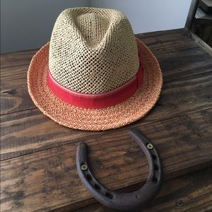 Grace Accessories - Grace straw hat NWT
