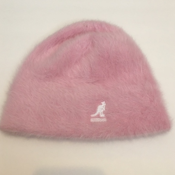 Kangol Accessories - Pink Kangol Winter Hat 68cee83e856