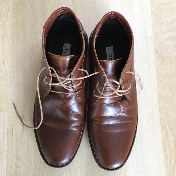 1909a47c276 Steve Madden Harken Chukka Boots