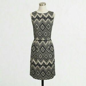 NWT J. CREW Shift Dress