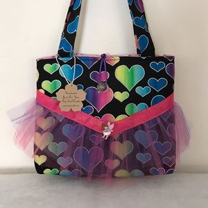Girls Tutu Bag