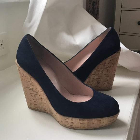 bonne vente de chaussures belle et charmante le plus en vogue Stuart Weitzman Corkswoon Wedges