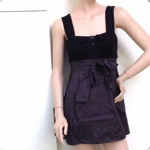 Dresses & Skirts - 🆑Sleevless  Black /Tunic 🆑