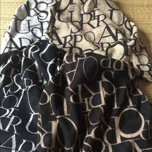 DARLING Accessories - 🆕 BLACK 3 IN ONE STYLE SCARF/HEADWRAP