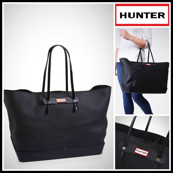 ae8300ee641 Hunter Bags   Original Rubber Tote   Poshmark