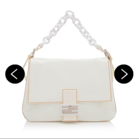 839a589c8b1f Large AUTHENTIC Fendi Handbag