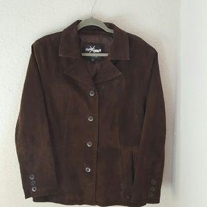 Maxima Jackets & Blazers - Vintage leather jacket