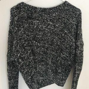 Cozy Semi-Crop Sweater