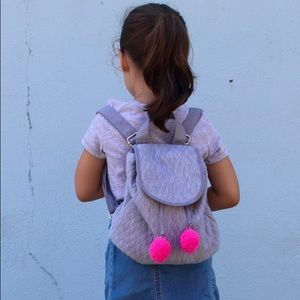 Cat & Jack Other - Cat & Jack Sold Out Gray Backpack