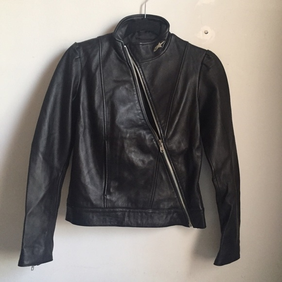 Alpinestars Leather Jacket >> Urban Outfitters Jackets Coats Alpinestars Leather Jacket Poshmark