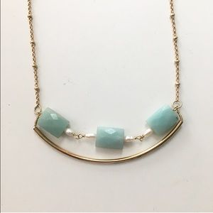 Jewelry - Handmade Turquoise Necklace!