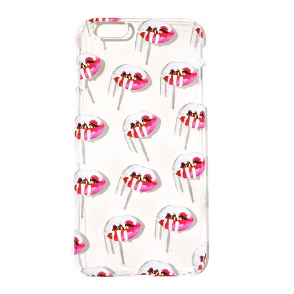 the best attitude 0d164 38953 IN STOCK Kylie Pink Lips iPhone Case NWT