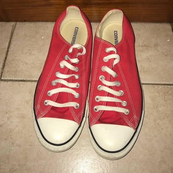 2converse all star used