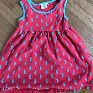 Other - Toddler girl seahorse dress