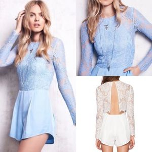 Free People Dresses & Skirts - NWT free people jetset climbing wall romper m