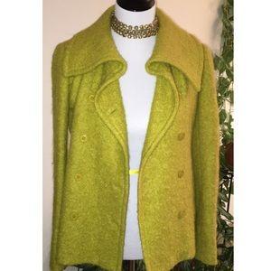 J Crew pea coat