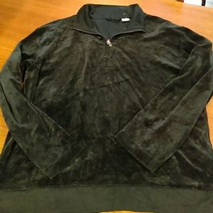 Tommy Bahama Sweaters - Tommy Bahama Velour Pullover ** Size Small